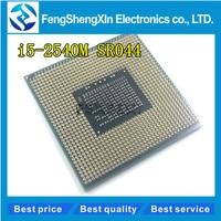 I5 2540M CPU SR044 2 6GHz Dual Core Socket G2 Laptop CPU Processor I5 2540M