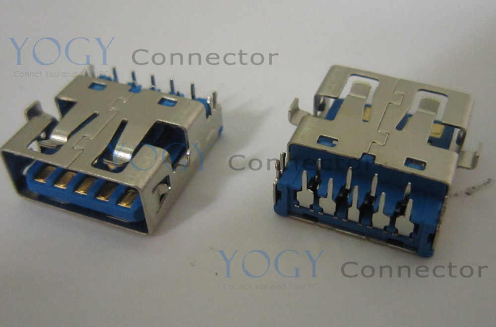 USB 10 יחידות 3.0 כושר שקע עבור Toshiba לווין E305 P55 סדרת P55W P55T ולוח האם מחשב נייד אחר מחבר ה-usb נקבה נמל