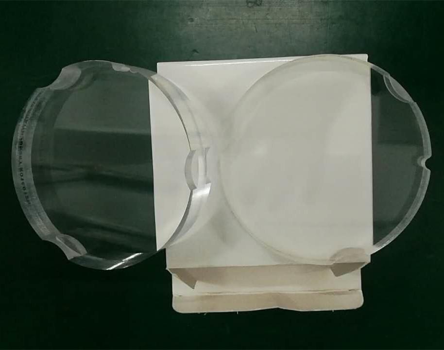 95x14mm ZirkonZahn CAD CAM სტომატოლოგიური PMMA მასალა, სტომატოლოგიური ლაბორატორია CAD მოდელის ჩარჩო, გამჭვირვალე ტიპის