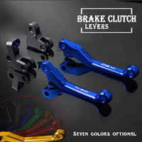 For Gas Gas XC 250 XC250 2017 2018 CNC Pivot Brake Clutch Levers Motorcycle Accessories Parts Dirt Bike Brake Handle Hot Sale