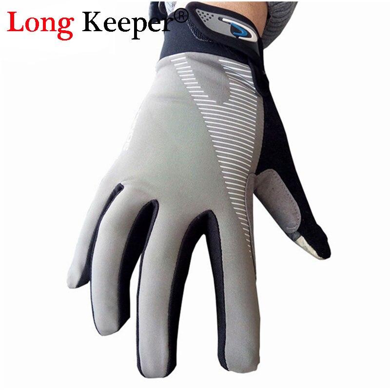 Workout Gloves Full Finger: 2018 HOT! High Quality Sport Gloves Full Finger Gym Gloves