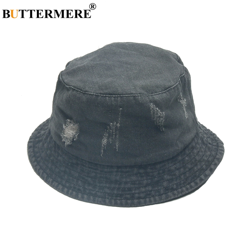 Detail Feedback Questions about BUTTERMERE Fisherman Hat Men Denim ... 15886b6bd6f