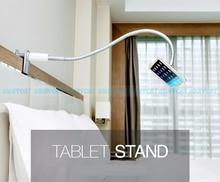 Dsupport LP-7S Common Versatile Arm Pill PC Holder Aluminum Alloy Mattress 7-10 inch Tablets/Smartphone Stand