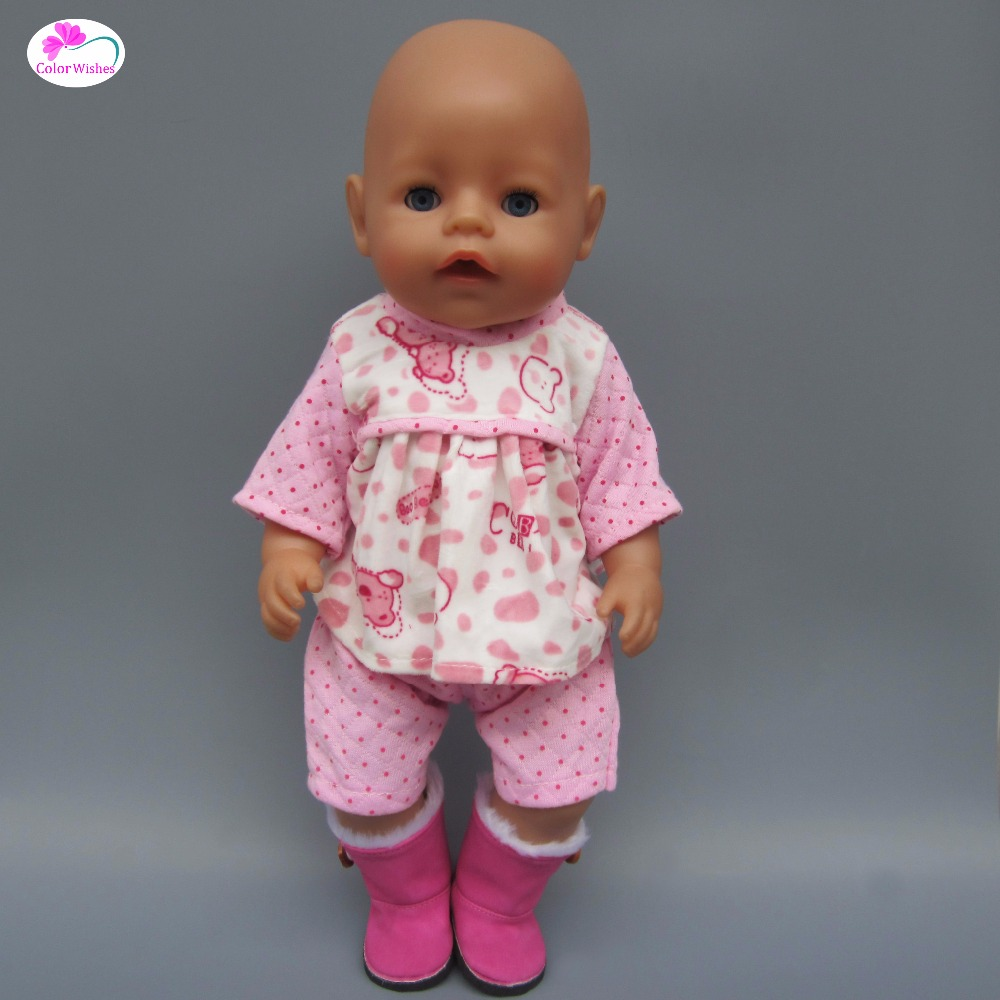 Doll Accessories for 43cm-45cm Baby Born Zapf Doll American Girl and our generation doll clothes Shoes sock