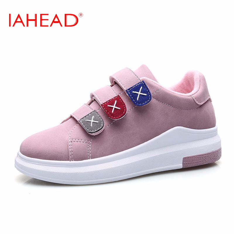 Winter Warm Women Shoes New Arrival Casual Shoes Black Pink Platform Flats Basket Femme Tenis Feminino  Zapatos Mujer AB15 fashion womens shoes warm winter cotton shoes tennis feminino casual girl shoes comfortable ladies flats long plush women flats