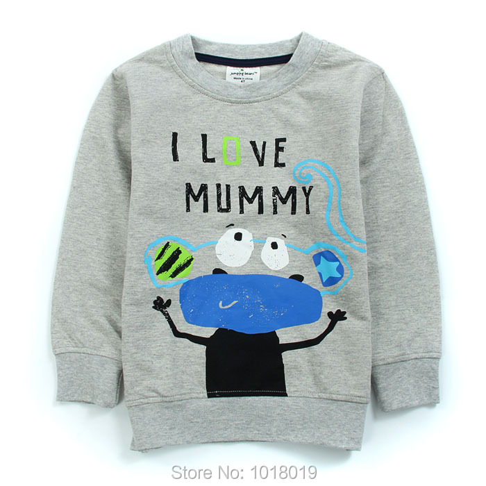 New 2017 Branded 100% Cotton Baby Boys t shirts Kids Clothing Clothes Children Long Sleeve t-shirts Boys Blouse Undershirts Boys high quality branded boys t shirts children clothing baby t shirt kids clothes long sleeve striped cotton baby boy t shirt