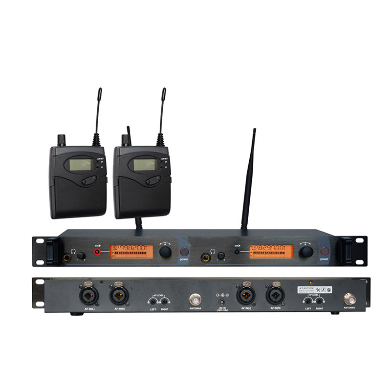 In Ear Monitor  System Wireless IEM 2050  for Stage Performance In Ear Monitor  System Wireless IEM 2050  for Stage Performance