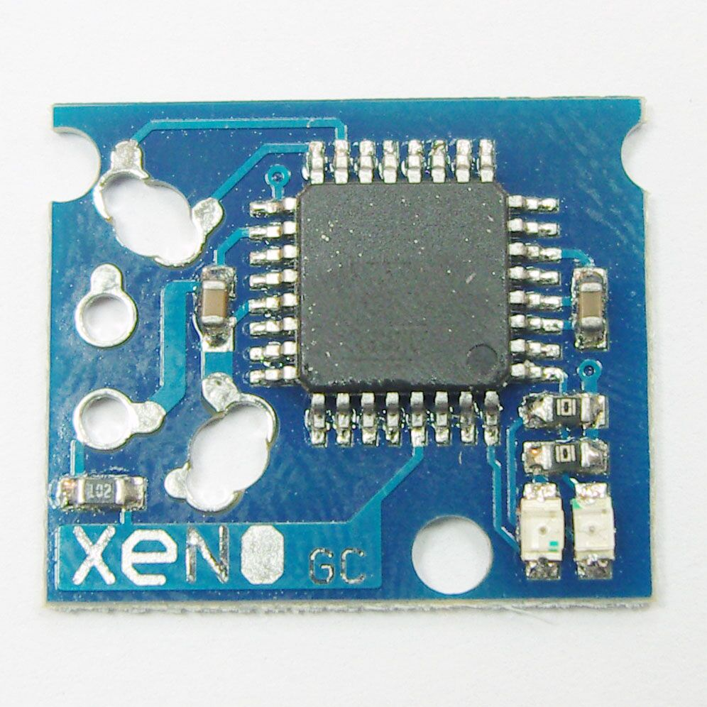 Direct reading ic chip for N-GC change machine for X-ENO G-C for Game Cube image