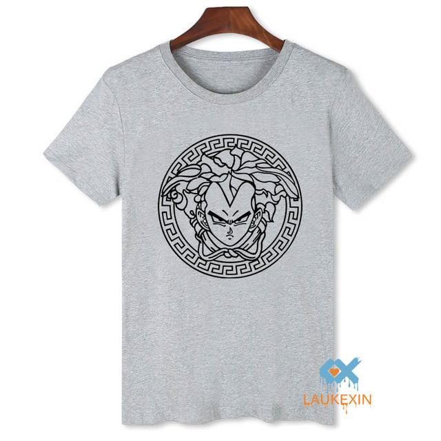 Vegeta Versace Style T-Shirt