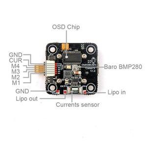 Image 3 - Originele F4 Hoek Nano Vlucht Controller Board ICM20608 voor RC FPV Racing Drone