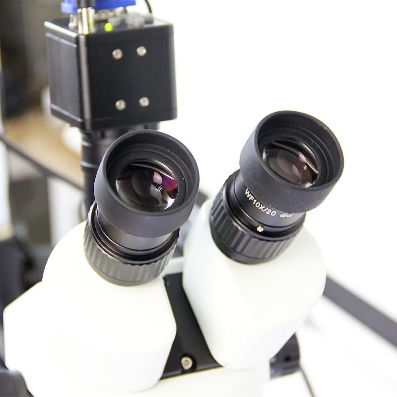 """""""BGA"""" mikroskopas - geriausias daugiafunkcis ilgos rankos judesio - Įrankių komplektai - Nuotrauka 6"""