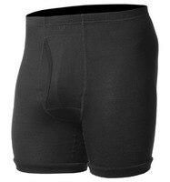 100 Merino Wool Men S Lightweight Brief Underwear Wholesale Male Black Boxers Panties Fly Spring Outdoor