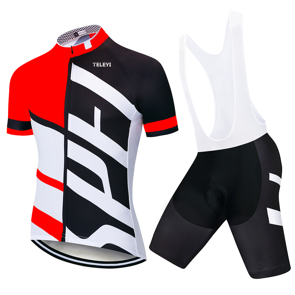 Cycling Clothing Us 20 58 29 Off 2019 Ropa Ciclismo Bike Summer Breathable Men Cycling Jersey Mtb Cycling Clothing Bicycle Outdoor Quick Dry Bicycle Equipment In