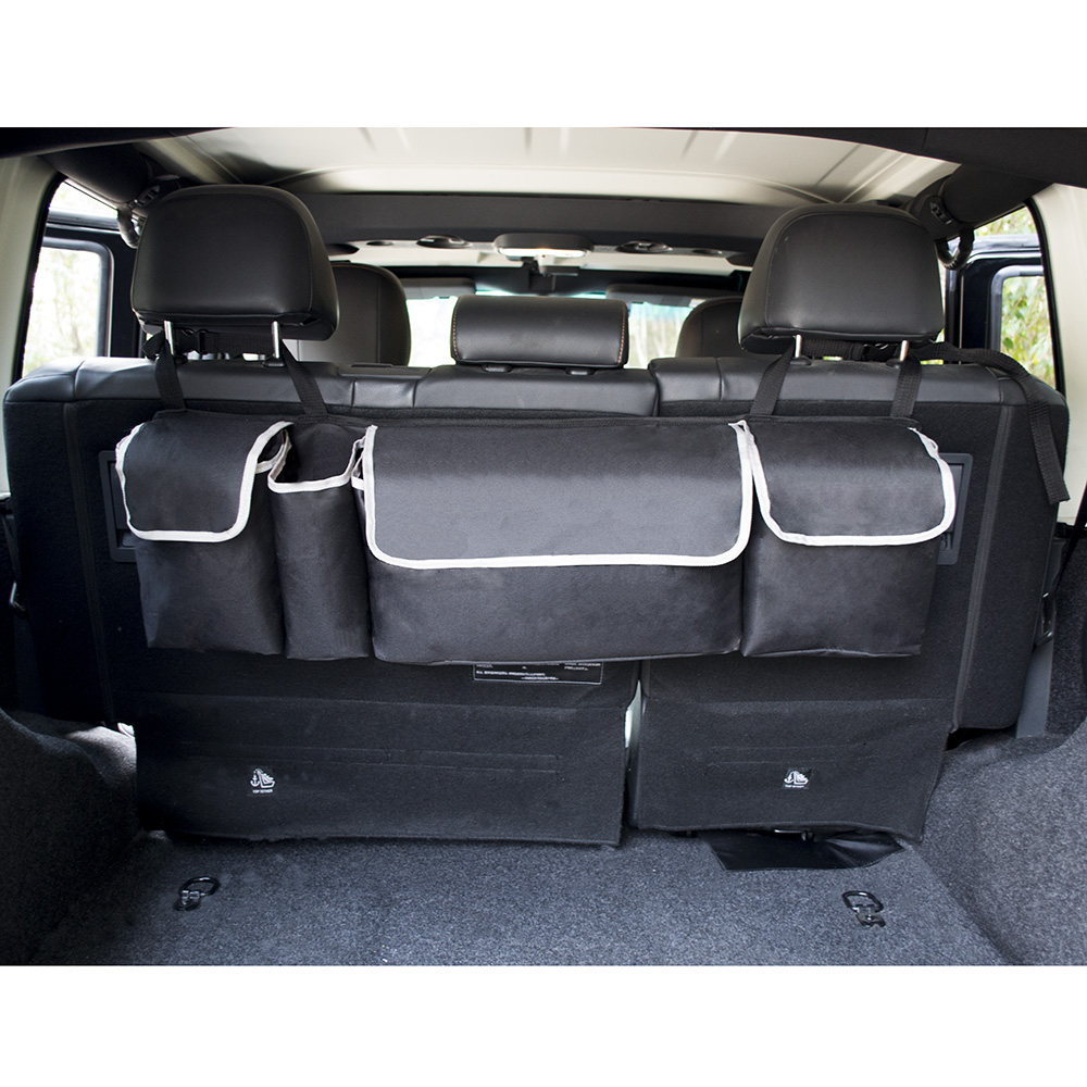 Suv Cargo Organizer >> Us 23 99 20 Off 4 Pocket Trunk Backseat Car Organizer For Car Suv Cargo Organizers Fit All Vehicles Auto Interior Travel Storage Holders Racks In