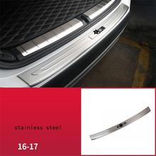 Foot Pedal Control system Air conditioner automobile personalized car styling accessory sticker strip 16 17 FOR BMW X1 series