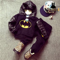 Boys winter set conjuntos de ropa para bebes high fashion kids clothes designer clothing children thick warm hoodie+pants