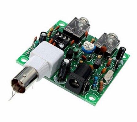 1 компл. DIY радио 40 м CW коротковолновый передатчик QRP Пикси комплект приемник 7,023- ...