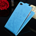 Leather Case for Lenovo S60 Flip Case Cover For Lenovo S60-T S60T S60W S60-W S60-A S60A Embossing Protective Phone Bags