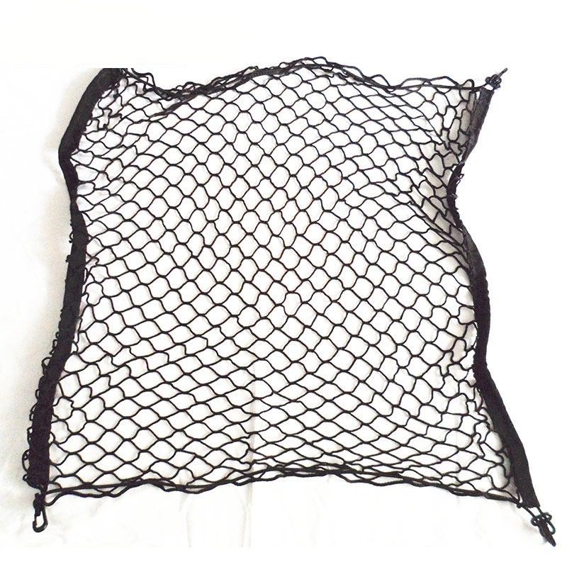 Nylon Car Rear Trunk Cargo Storage Organizer Net bag for