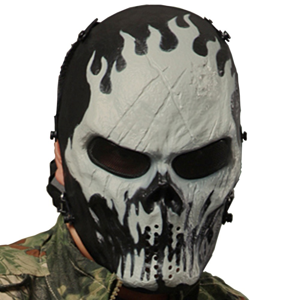 M06 Ghost Fire Tactical Masks Emirates Outdoor Airsoft Tactical ...