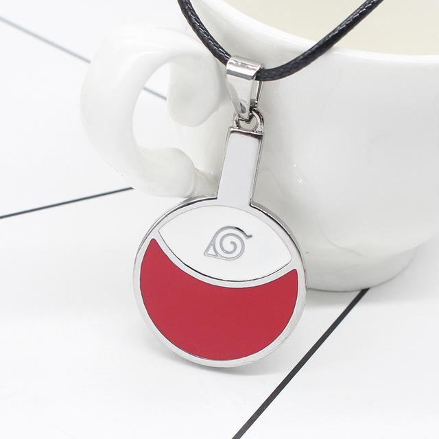 Uchiha Itachi Logo Necklace