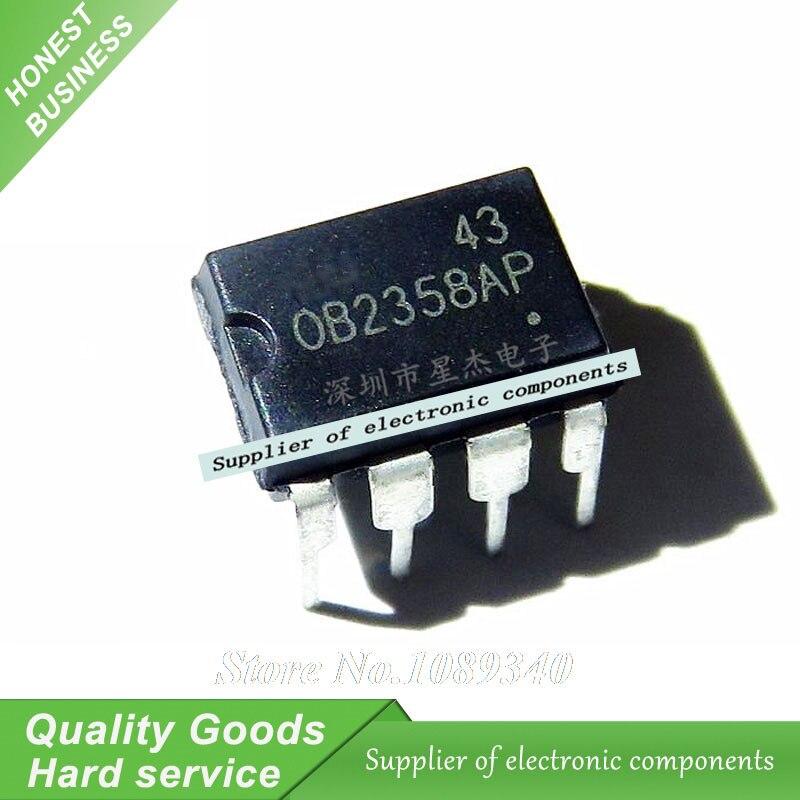 5pcs/lot OB2358AP OB2358A OB2358 DIP LCD Management IC New Original