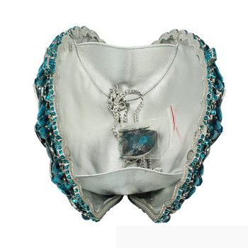 Diverse Color Rhinestone Crystal Evening Clutches  5