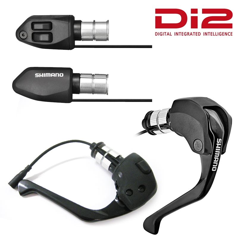 SHIMANO ULTEGRA DI2 ST-8060 Shift Lever 2*11S 22s R600 bicycle bike Brake lever R671 TT/Triathlon Dual Control Lever 105 st 5800 2 x 11 speed brake shift bike dual control lever 1 pair
