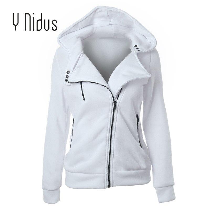 Women Jacket Autumn Winter Warm Coats 2018 Casual Female Outerwear Ladies Zipper Up Jackets  Long Sleeve Jacket Plus Size 3XL