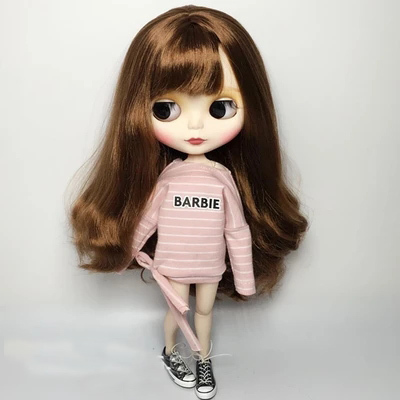 Neo Blythe Doll Premium Outfit 8 Dress Styles
