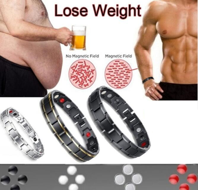 Magnetic Therapy Men's Health Anti-snoring Slimming Magnetic Therapy Bracelet Fat Burn Magnetic Treatment Snoring Sleep Better