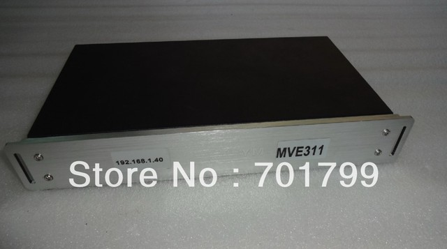 YM-MVE311;LED master on-line pixel controller,works with slave controller:YM-SVE4X512