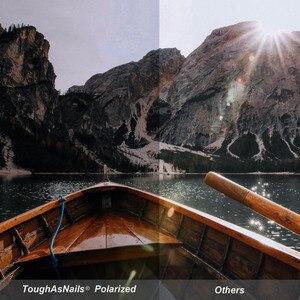 Image 4 - ToughAsNails Polarized Replacement Lenses for Oakley EVZero Range Sunglasses   Multiple Options