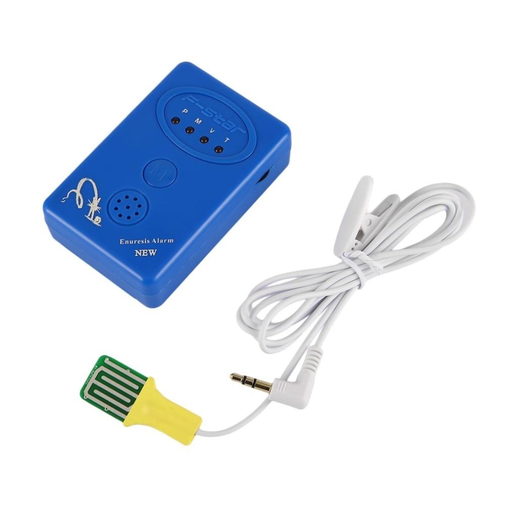3 In 1 Multi Modes Bedwetting Enuresis Alarm Effective Bed -9506