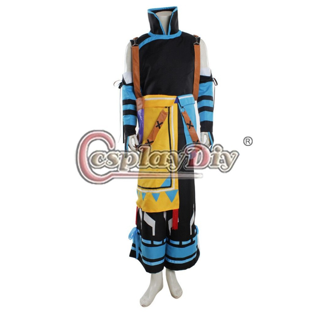 cosplaydiy monster hunter cosplay costume adult halloween outfit