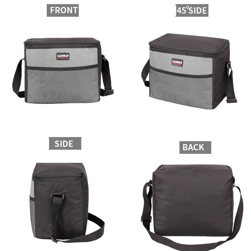 Picnic Bags Isothermal Insulated Bag Refrigerator Lunch Box Beach Fridge Camping Travel Barbecue bbq Tools Beer Drink Basket (5)
