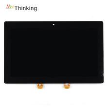 NeoThinking montaż lcd dla microsoft surface RT1 1516 dla microsoft surface RT2 1572 dla microsoft surface RT3 1645 dotykowy tanie tanio 10 ~ 13 cal Pojemnościowy ekran For Microsoft Surface RT1 1516 For Microsoft surface RT 2 1572 F Panel lcd combo