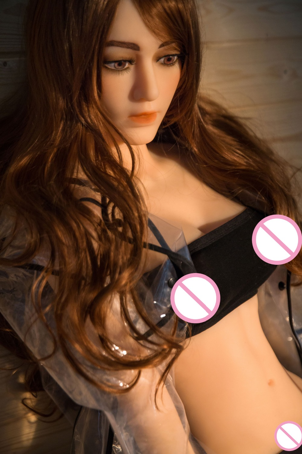 Buy Japanese life sex dolls, adult products men, silicone breasts vagina, sex dolls size 148 cm.
