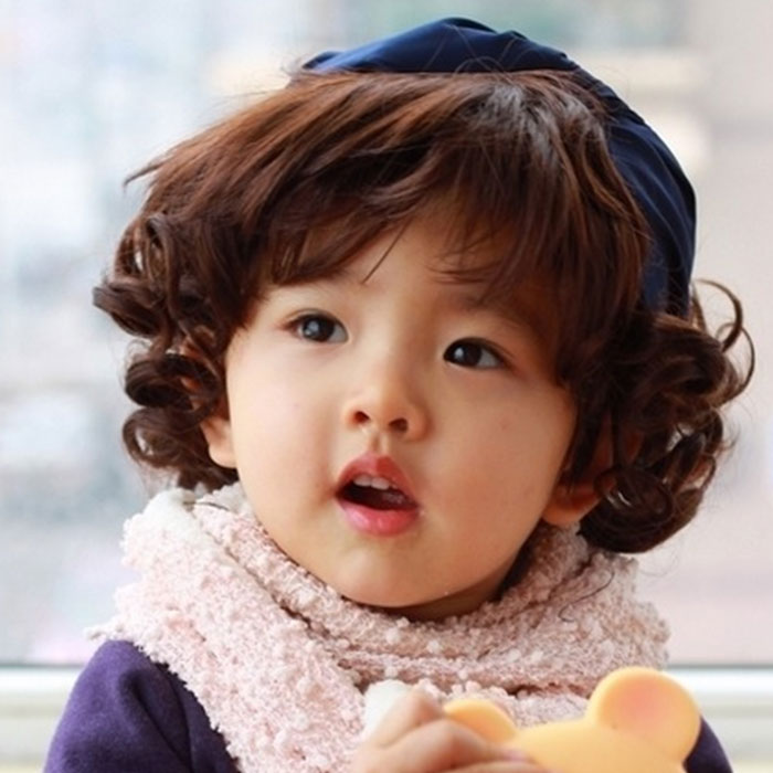 Curly Hair Baby Www Pixshark Com Images Galleries With