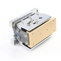 Flat Straight Line Conveyor Channel Vibration Feeder High Power 220V Feed Channel Vibrator WXPZ 190#