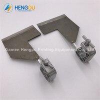 3 Pairs China post freies verschiffen Hengoucn SM102 CD102 blatt glatter C4.372.383F C4.372.384F Länge 22cm blatt-in Drucker-Teile aus Computer und Büro bei