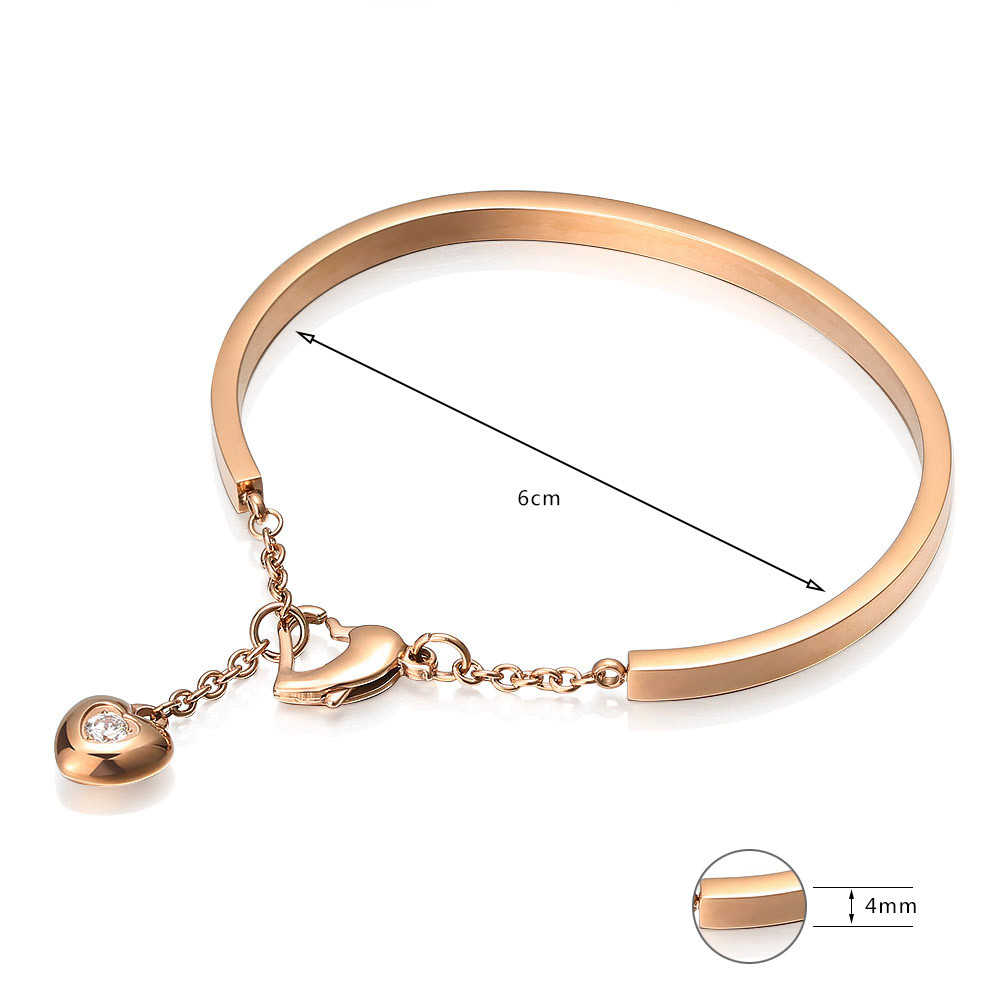 alex size key heart bracelet unique rafaelian expandable one my dp com bangles and bracelets amazon bangle to charm gold ani jewelry finish womens