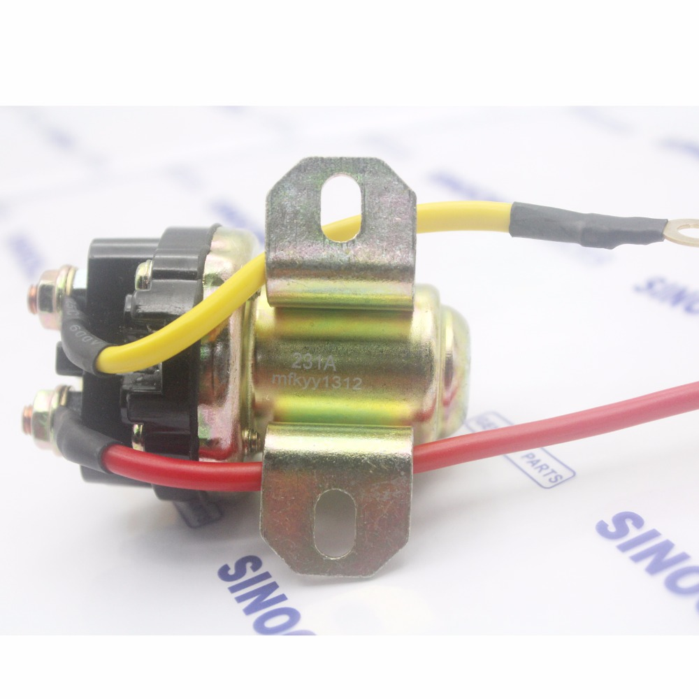 600 815 2170 Heater Relay Switch For Komatsu Excavator Motor Starter In A C Compressor Clutch From Automobiles Motorcycles On