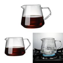 Glass Coffee Sharing Pot Home Hand Brewing Explosion-proof Made Maker Ice Drip For