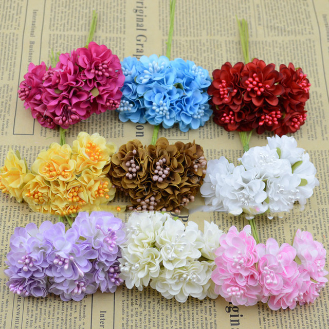 Artificial flowers new carnation hot diy handmade silk flower artificial flowers new carnation hot diy handmade silk flower garland headdress decoration materials wholesale flower artificial mightylinksfo Choice Image