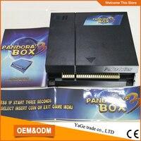 Pandora's box 3 520 in 1 game board multigame card ,VGA &CGA OUTPUT Jamma multi game PCB for CRT/VGA arcade cabinet