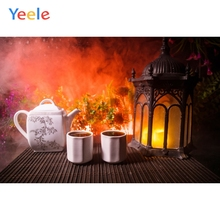 Yeele New Year & Lunar Photocall Lantern Fog Photography Backdrops Personalized Photographic Backgrounds For Photo Studio