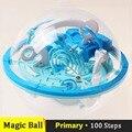 Головоломки Magic Cube Мяч Малый Размер 3D Лабиринт Магия Головоломки Интеллект Бал Мраморный Puzzle Тизер Perplexus Сфера ВСЕ DGES # MB002