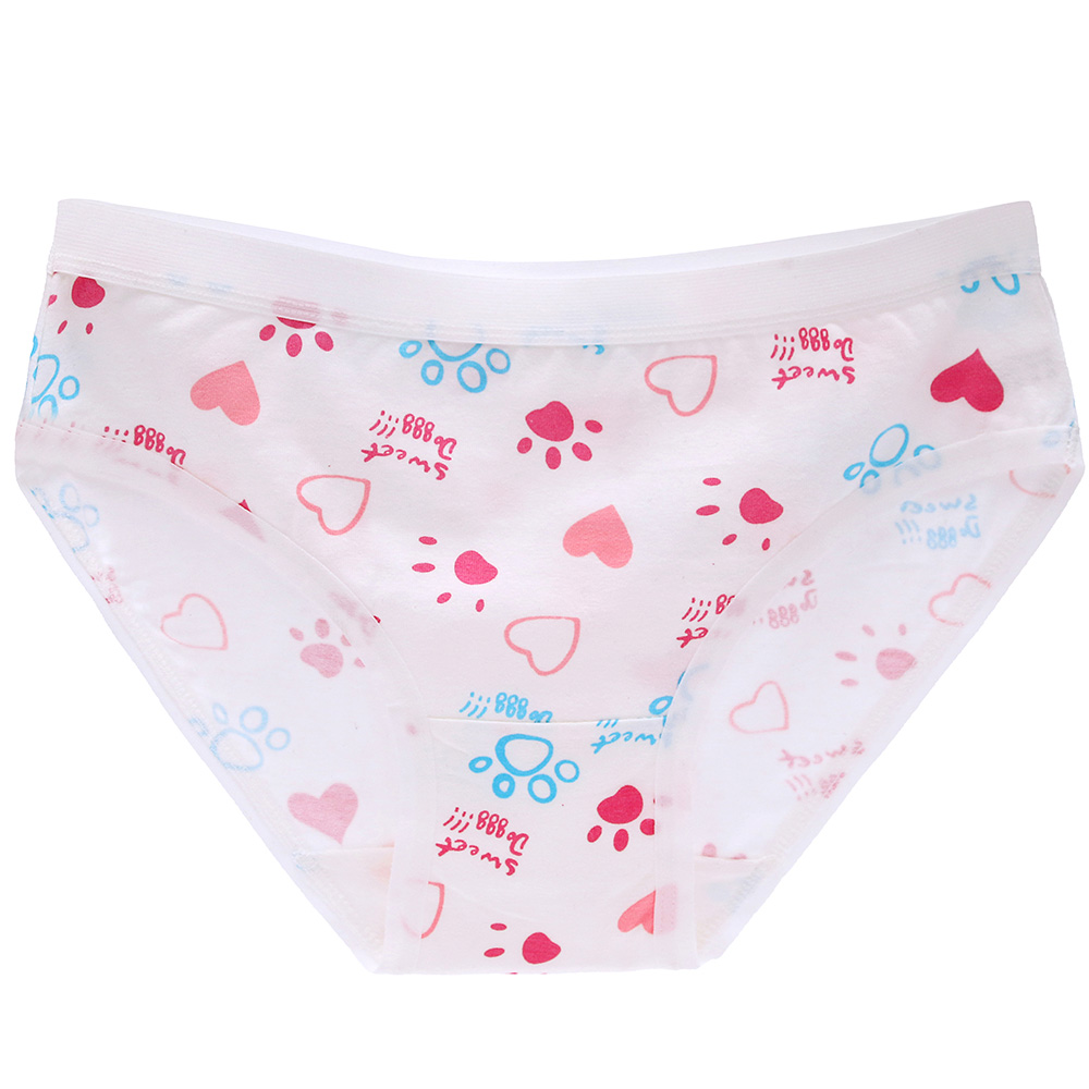 TWTZQ New Arrival Large Size L-XXXL Cotton Sexy Underwear Women   Panties   15 color Pink Large Code Women's   Panties   Briefs 3NK081