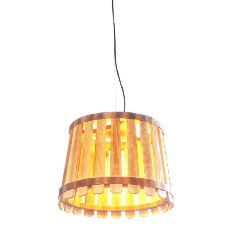 Lampes suspendues modernes de lampe de suspension de baignoire de jardin de pays ont mené des lumières pour la maison luminaires suspendus nordiques de style de loft accrochant